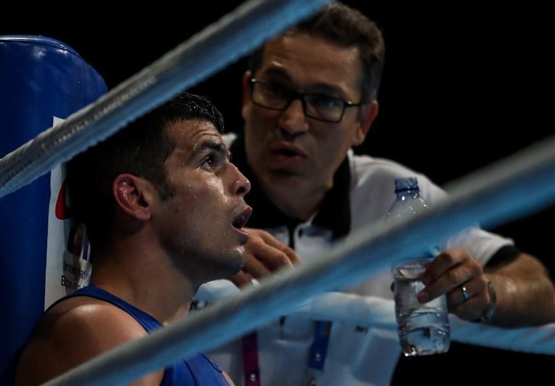 اکبر احدی تا المپیک 2020 سرمربی تیم ملی بوکس ماند