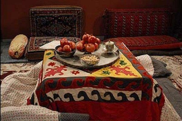 آداب و رسوم شب یلدا در گیلان، چله ای که با تجمل همراه شد