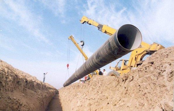 اختصاص خط دوم انتقال آب از خلیج فارس به شهر کرمان