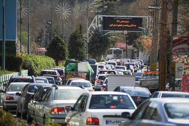 تاثیر سفر با خودروهای شخصی بر افزایش آلودگی هوا