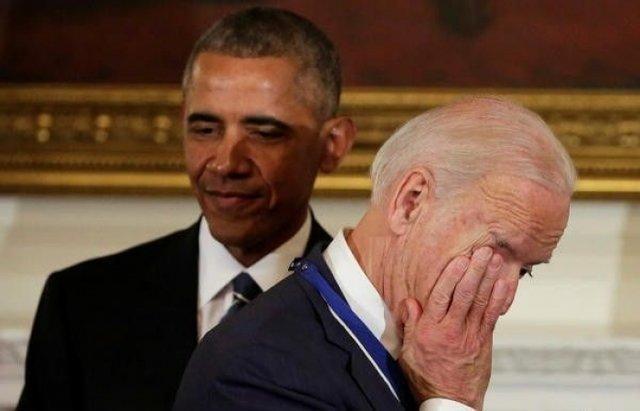 جو بایدن از رایزنی اوباما با سایر نامزدهای 2020 نگران است