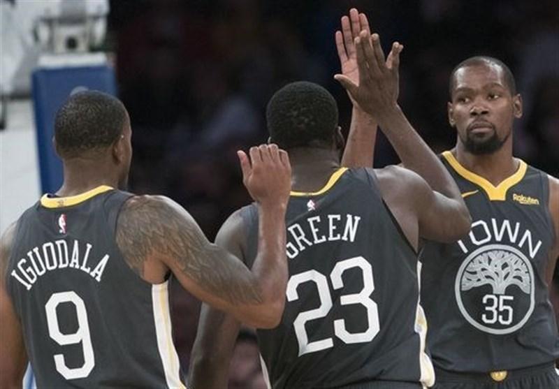 لیگ NBA، پیروزی وریرز در بوستون، اسپرز از سد پلیکانز گذشت