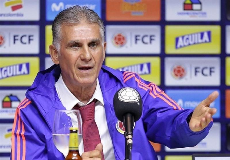 رقم قرارداد کارلوس کی روش با فدراسیون فوتبال کلمبیا معین شد