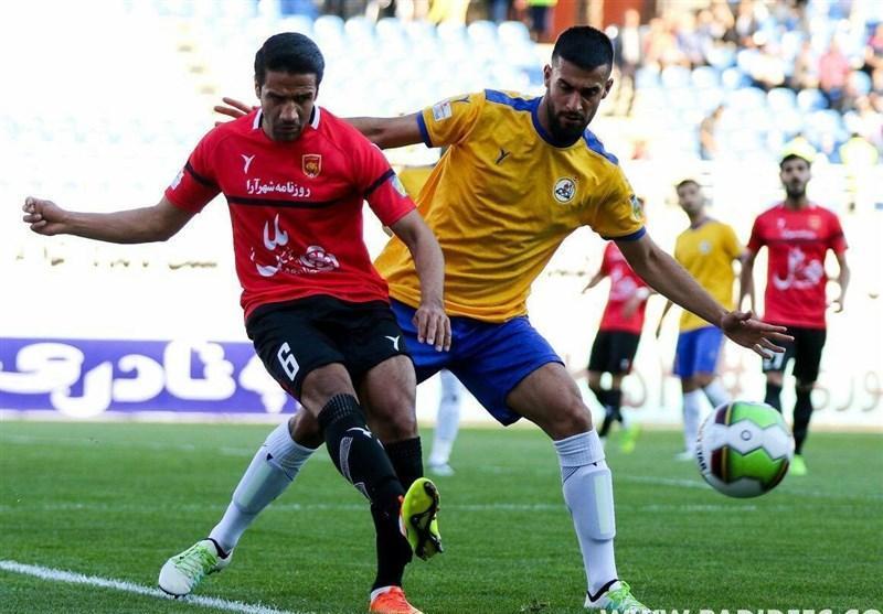 مسعود ریگی: 25 هفته برای گل زدن انتظار کشیدم، کمترین حق ما دریافت سهمیه لیگ قهرمانان است