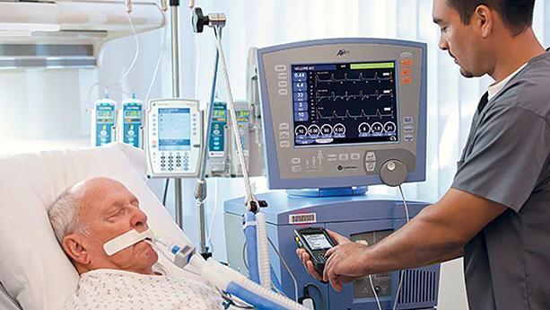 تحلیل تنفس بیماران با گجت بی سیم امکانپذیر شد