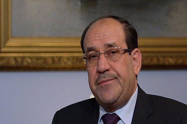 المالکی: تهدید ایران توسط آمریکا نقض آشکار قوانین بین المللی است