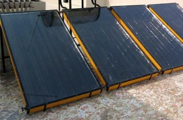 آبگرمکن خورشیدی با فناوری ایرانی تولید شد