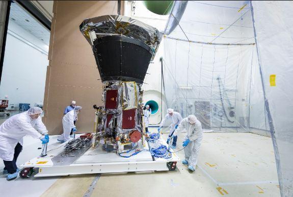 خیز فضانوردان برای کشف رازهای پنهان خورشید با پرتاپ یک کاوشگر به فضا