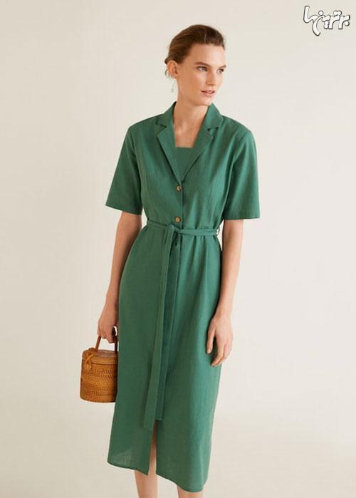 جدیدترین مدل های پیراهن زنانه بهار 98