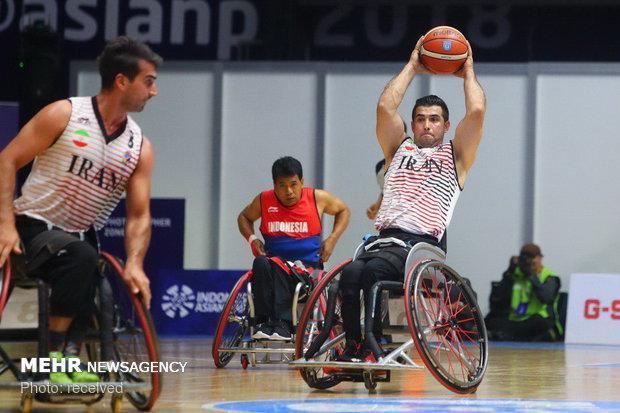 دعوتنامه ژاپن برای تیم ملی بسکتبال با ویلچر ایران