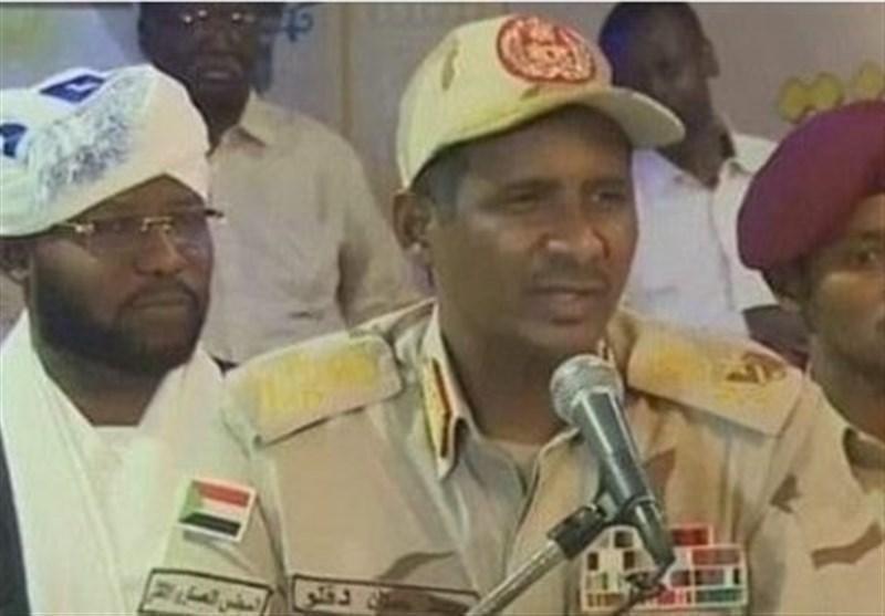 معاون رئیس شورای نظامی انتقالی سودان: برای تشکیل دولت غیرنظامی آماده ایم