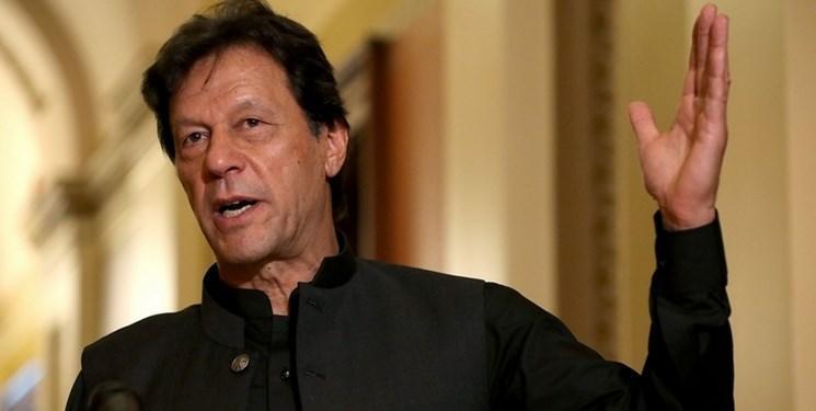 عمران خان در کشمیر: اقدامات هند مواضع قبلی پاکستان را تقویت کرد