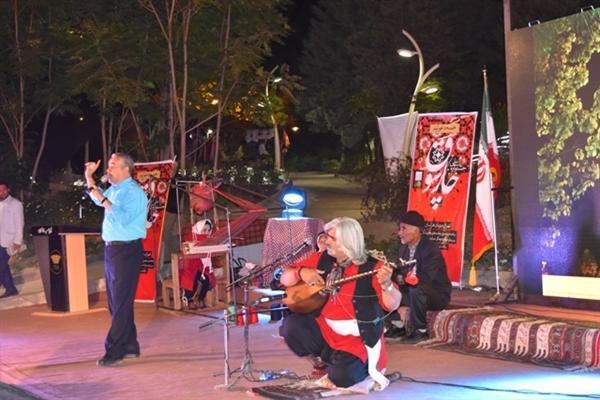 استقبال مردم از شب فرهنگی خراسان شمالی در برج میلاد