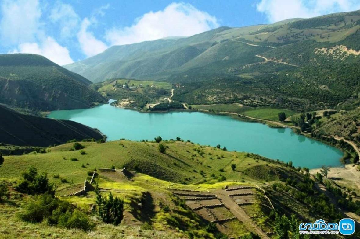 زیباترین دریاچه های ایران را بشناسید