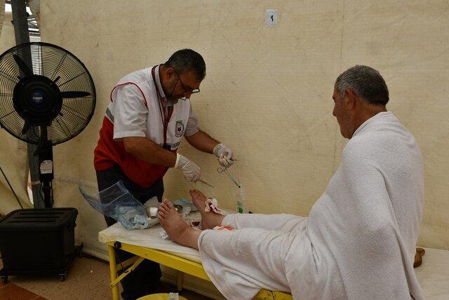 مرگ 13 زائر حج در مکه و مدینه، بازگشت 43 زائر بیمار ایرانی از عربستان