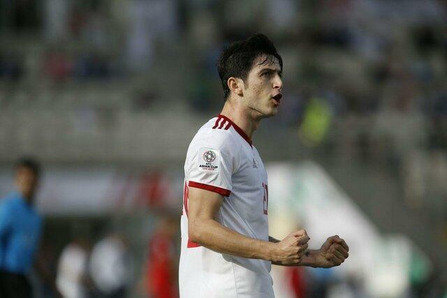 آزمون: امید زیادی به جام جهانی قطر داریم