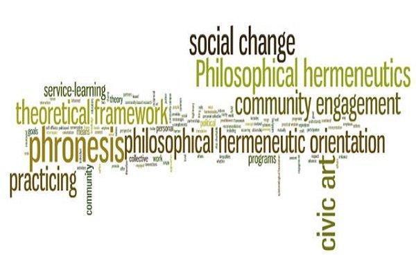 کنفرانس بین المللی هرمنوتیک فلسفی برگزار می گردد