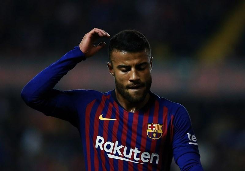 تغییر برنامه باشگاه بارسلونا در مورد آینده رافینیا