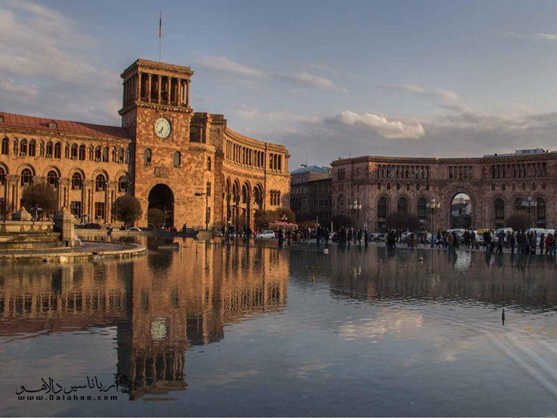 ارمنستان٬ کشور انگور و کلیسا