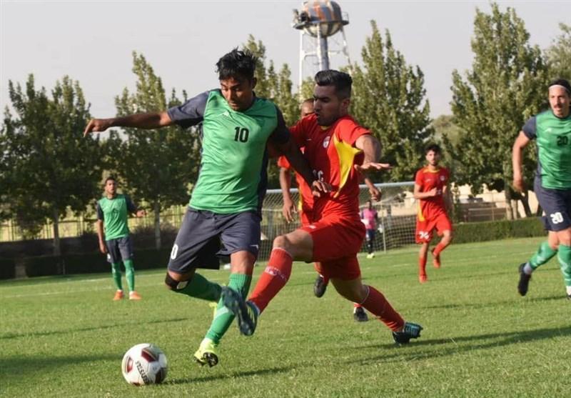 لیگ برتر فوتبال، تساوی یک نیمه ای فولاد و صنعت نفت