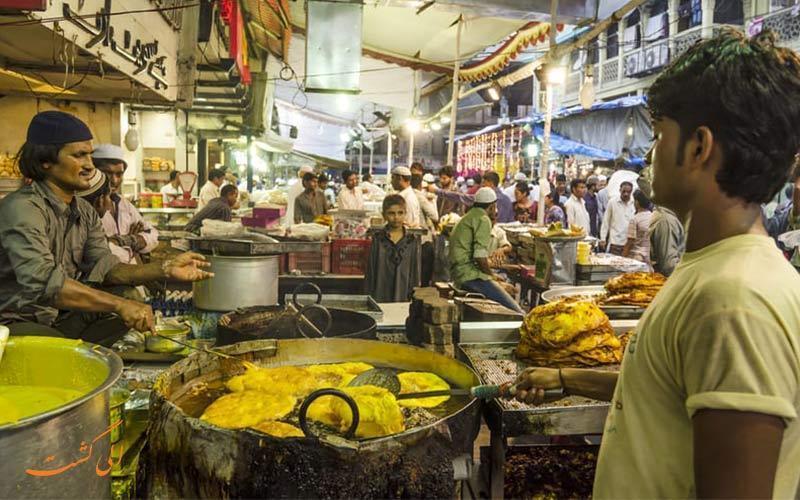رستوران های ارزان بمبئی با غذاهای دانشجویی
