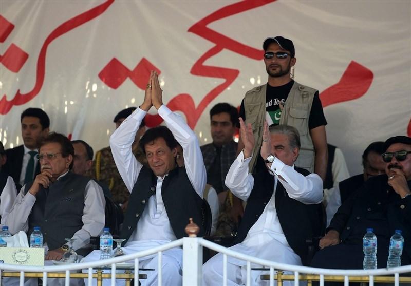 عمران خان در اجتماع مردم کشمیر: پیروزی کشمیری ها در نبرد با ظلم حتمی است