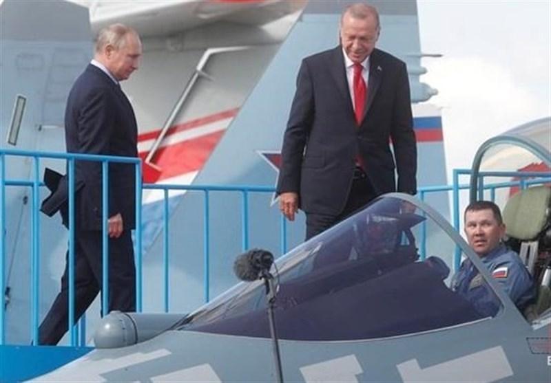 گزارش ، آیا ترکیه جت های نسل پنج روسیه را می خرد؟