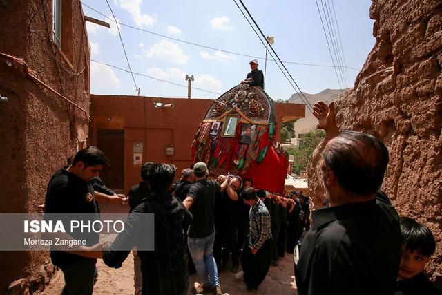 ممنوعیت ورود گردشگران به ابیانه در روزهای تاسوعا و عاشورا