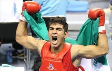 دومین مدال طلای ایران برگردن سیفی، ووشو به سومین مدال دست پیدا کرد