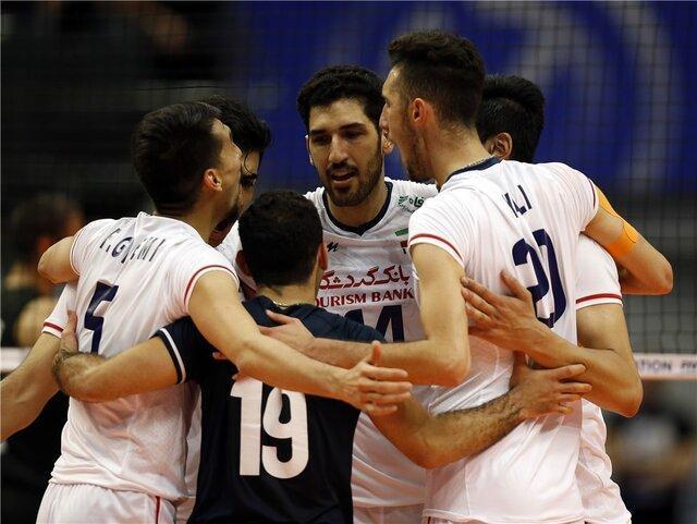 حواشی بازی تیم ملی والیبال ایران مقابل سریلانکا، صندلی بانوان خالی است!