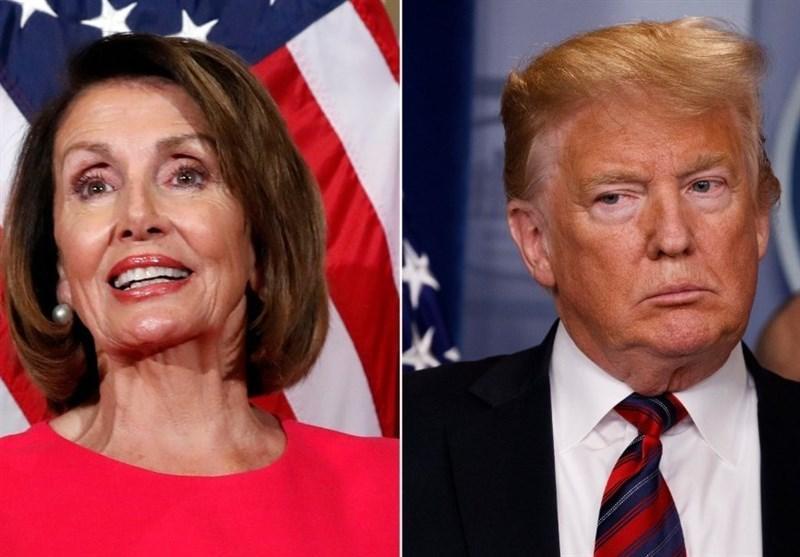 رئیس مجلس نمایندگان: دموکرات ها قطعا ترامپ را در انتخابات 2020 شکست می دهند