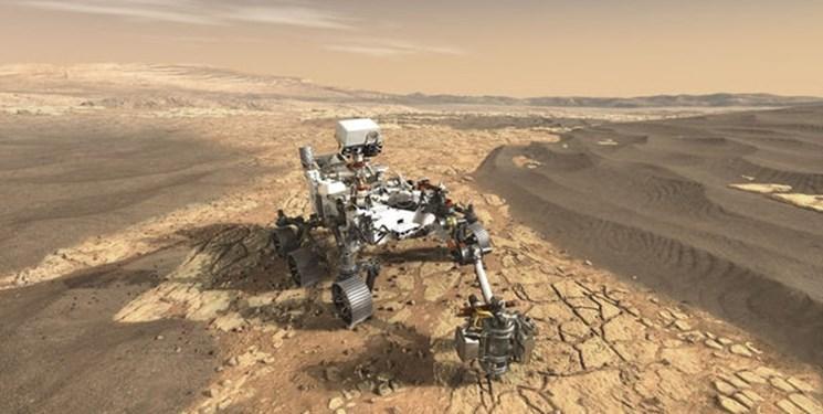 ضبط پالس های مغناطیسی عجیب و غریب در مریخ
