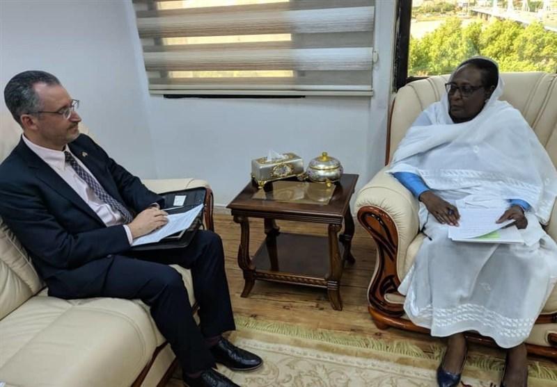 یک دیپلمات آمریکایی: اراده قوی برای یاری به دولت انتقالی سودان داریم!