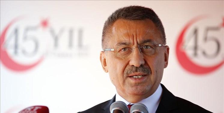 آنکارا هدف از عملیات در سوریه را برطرف توطئه علیه ترکیه خواند