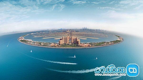 هتل آتلانتیس شهر دبی ، محلی برای تجربه اقامتی رویایی