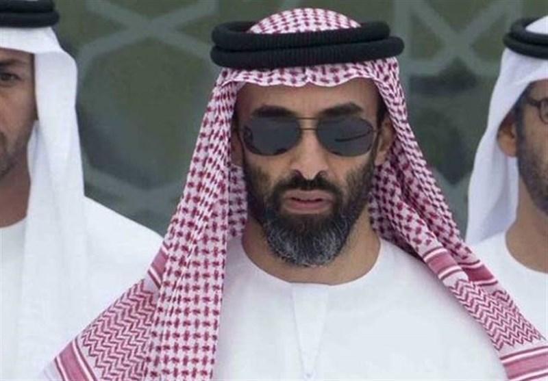 میدل ایست آی ادعا کرد: سفر محرمانه برادر ولیعهد ابوظبی به ایران