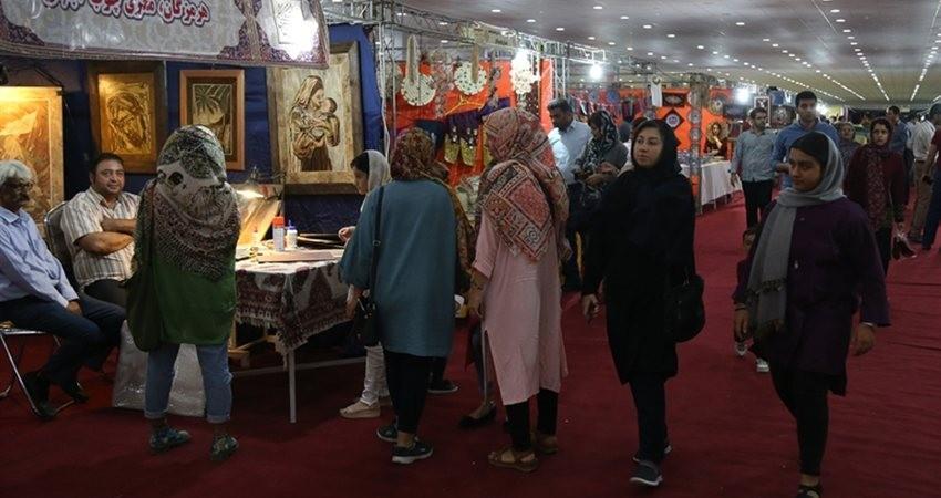بازارچه صنایع دستی در جزیره هرمز احداث می شود