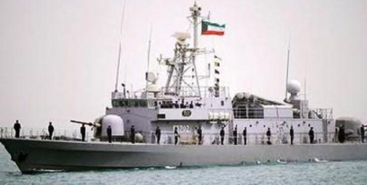 کویت یک رزمایش دریایی با استفاده از مهمات واقعی برگزار می کند