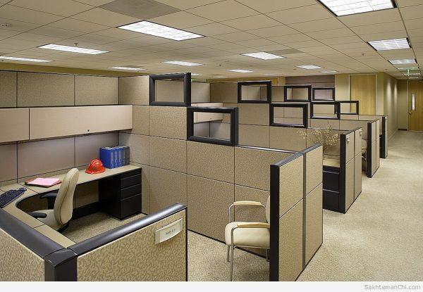 انواع پارتیشن بندی در ساختمان