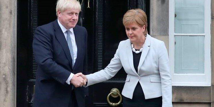 وزیر اول اسکاتلند: نمی توانیم در بریتانیا محبوس باشیم