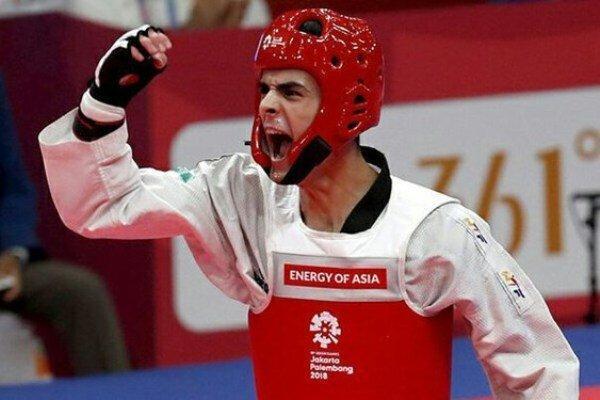 حسینی برابر حریف کره ای شکست خورد، تلاش برای برنز و سهمیه المپیک