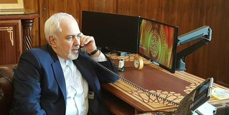 تماس تلفنی وزیر خارجه کانادا با ظریف