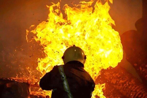 بخاری نفتی یک خانه را در مشهد به آتش کشید