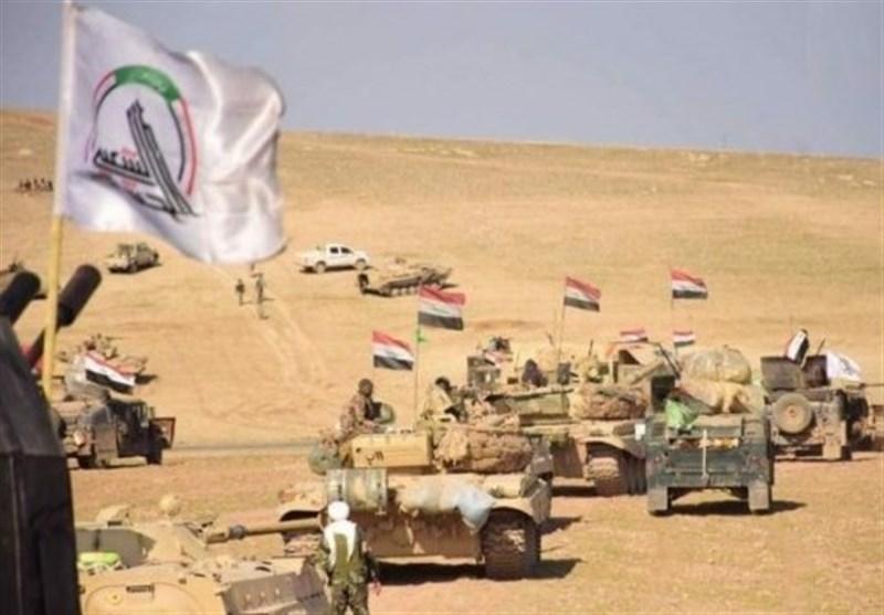 عراق، عملیات امنیتی حشد شعبی و ارتش برای پیگرد داعشی ها