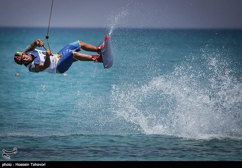 انتها کار ملی پوشان ایران در مسابقات اسکی روی آب قهرمانی آسیا بدون کسب مدال