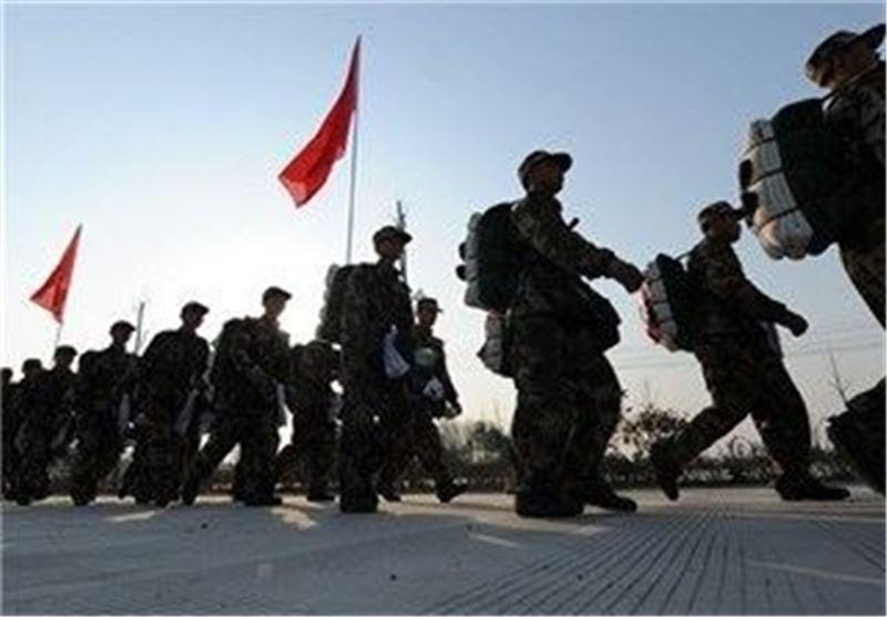 اجرای اصلاحات ساختاری در ارتش چین