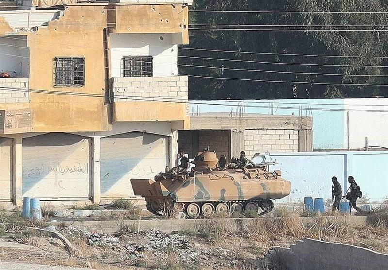ارتش سوریه یک خودروی انتحاری را در شرق ادلب منفجر کرد
