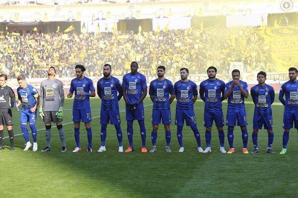 اعلام رنگ لباس تیم استقلال مقابل الکویت