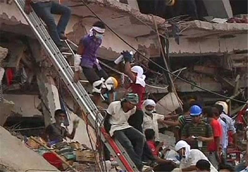 دادگاه بنگلادش حکم توقیف اموال مالک ساختمان 8 طبقه را صادر کرد