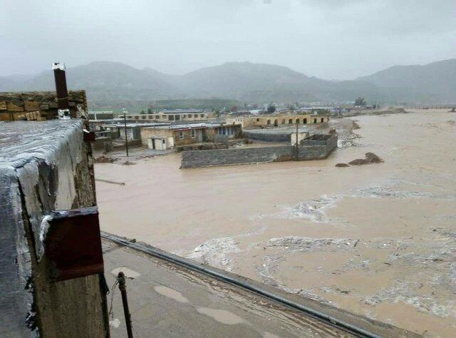 راه ارتباطی 144 روستای جنوب استان کرمان قطع است